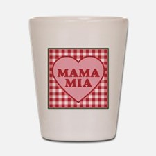 mamamia Shot Glass