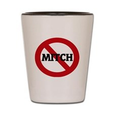 MITCH Shot Glass