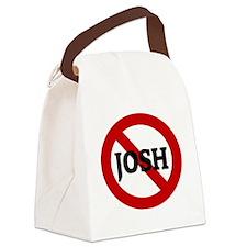 JOSH Canvas Lunch Bag