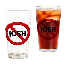 JOSH Drinking Glass