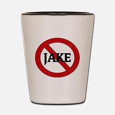 JAKE Shot Glass