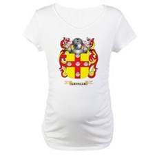 Lavelle Coat of Arms - Family Crest Shirt