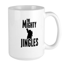 The Mighty Jingles Logo Mug