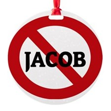 JACOB Ornament
