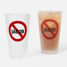 JACOB Drinking Glass