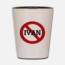 IVAN Shot Glass