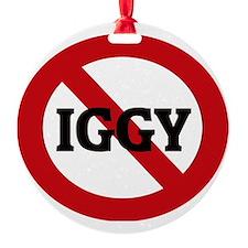 IGGY Ornament