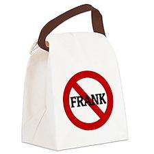 FRANK Canvas Lunch Bag