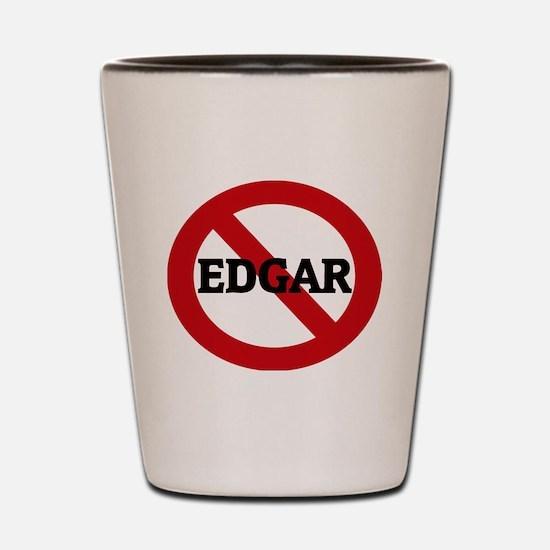 EDGAR Shot Glass