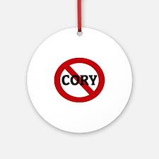 CORY Round Ornament