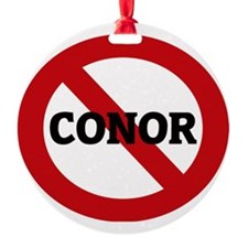 CONOR Ornament