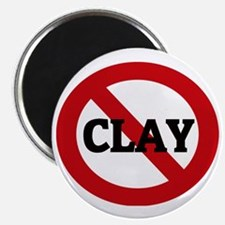 CLAY Magnet