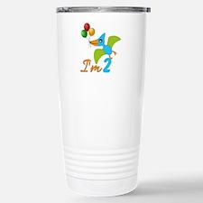 Custom Animal Birthday Travel Mug