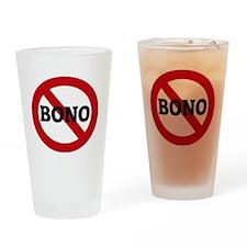 BONO Drinking Glass