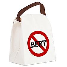 BERT Canvas Lunch Bag
