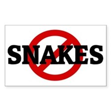 SNAKES Decal