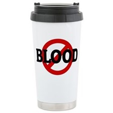 BLOOD Travel Coffee Mug