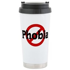 Phobia Travel Mug