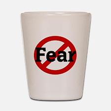 Fear Shot Glass