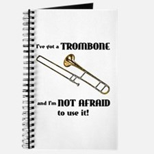 I've Got A Trombone Journal