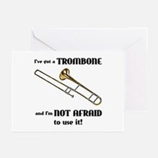 I've Got A Trombone Greeting Cards (Pk of 10)