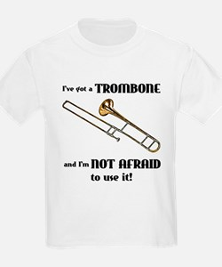 I've Got A Trombone Kids T-Shirt