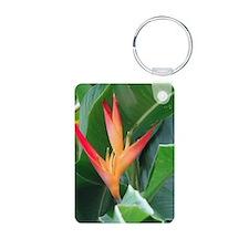 Bird of Paradise Keychains
