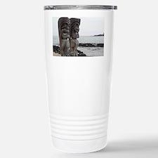 Place of Refuge Tikis Travel Mug