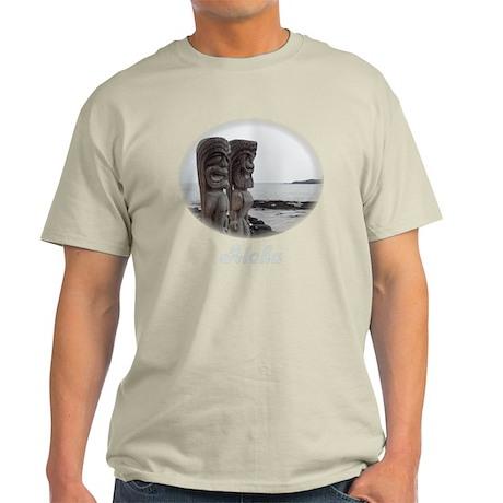 Place of Refuge Tikis DK Light T-Shirt