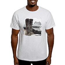 Place of Refuge Tikis Aloha T-Shirt
