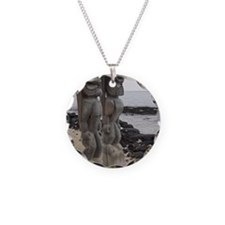 Place of Refuge Tikis Necklace