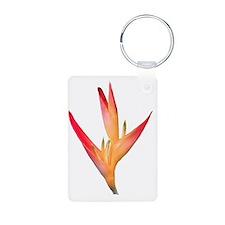 Bird of Paradise LG Keychains