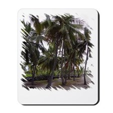 Place of Refuge Palms Mousepad