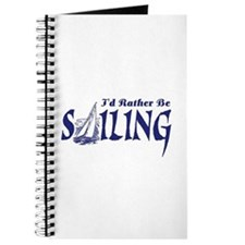 I'd Rather Be Sailing Journal