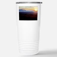 Mauna Loa Sunset Travel Mug