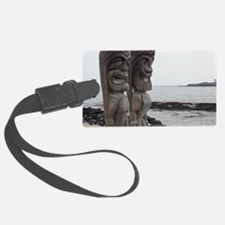 Place of Refuge Tikis Luggage Tag
