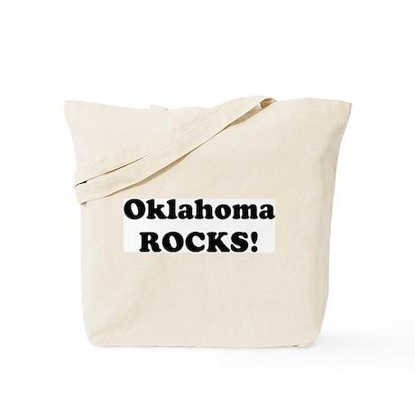 Oklahoma Rocks! Tote Bag