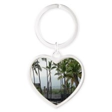 Place of Refuge02 Heart Keychain