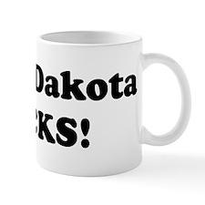 North Dakota Rocks! Mug