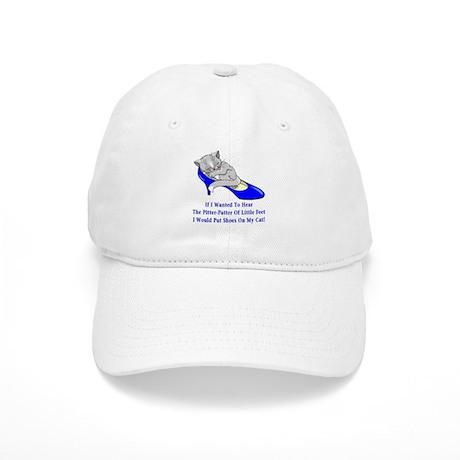 Cat Shoes Cap