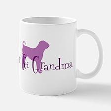Shar Pei Grandma Mug