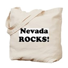 Nevada Rocks! Tote Bag