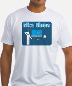"""Nice throw"" Shirt"