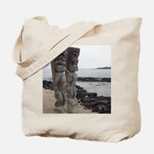 Place of Refuge Tikis Tote Bag
