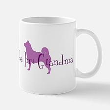 Shiba Inu Grandma Mug