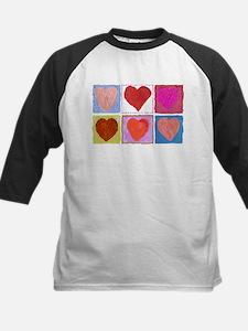 Warhol Hearts 2 Tee