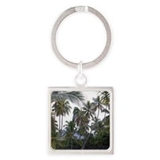 Place of Refuge Square Keychain