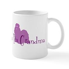 Shih Tzu Grandma Mug
