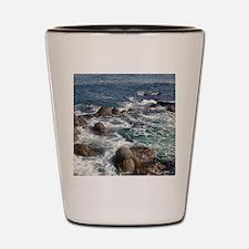 California Ocean 01 Shot Glass