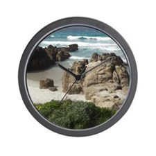 California Ocean 03 Wall Clock